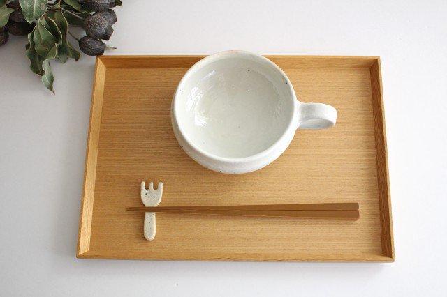 鉄散 持ち手つきスープカップ 外荒窯変 陶器 古谷製陶所 画像2