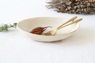 鉄散 楕円深鉢 陶器 古谷製陶所商品画像