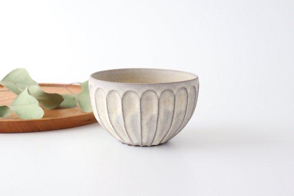 ボウル S 面取り 陶器 シモヤユミコ商品画像