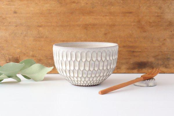 ボウル S 波面取り 陶器 シモヤユミコ商品画像
