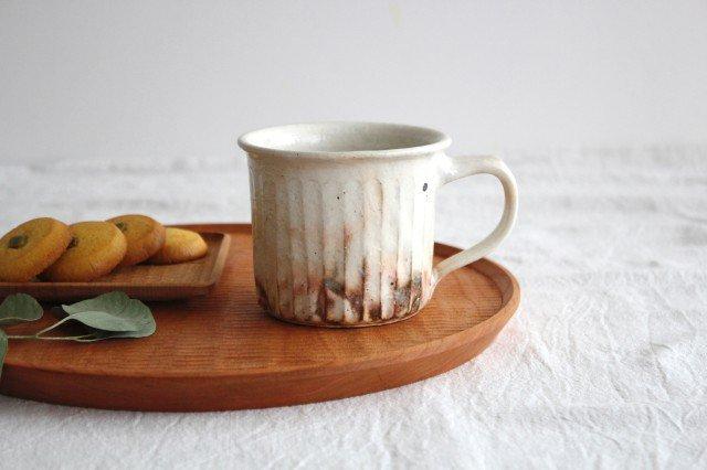 鉄散 マグカップ 陶器 古谷製陶所