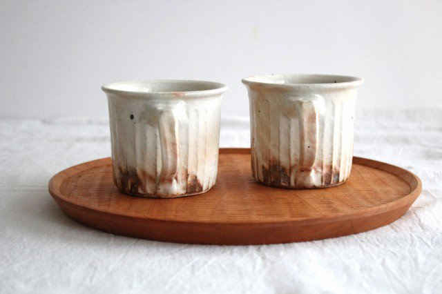 鉄散 マグカップ 陶器 古谷製陶所 画像3