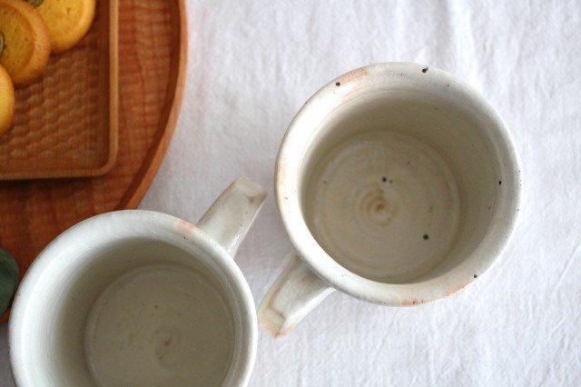 鉄散 マグカップ 陶器 古谷製陶所 画像4