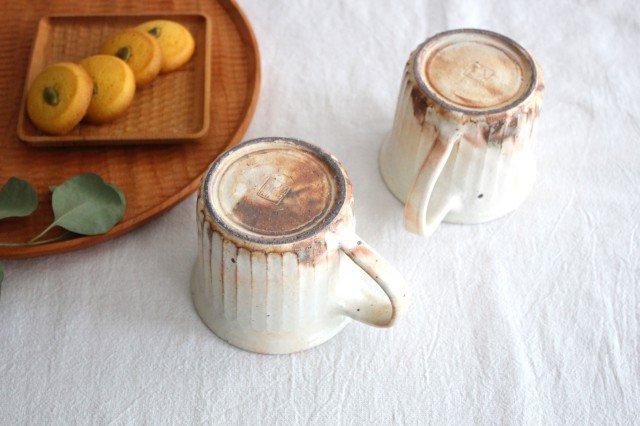 鉄散 マグカップ 陶器 古谷製陶所 画像6
