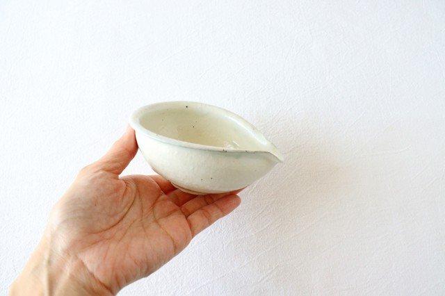 鉄散 片口豆小鉢 陶器 古谷製陶所 画像3