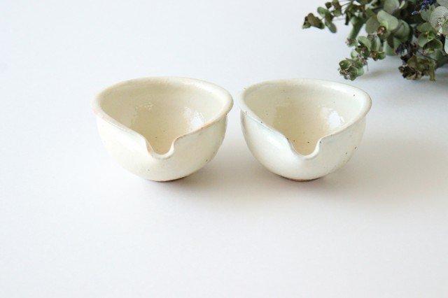 鉄散 片口豆小鉢 陶器 古谷製陶所 画像4