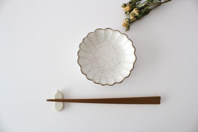 小皿 ハナ カンニュウ 陶器 たくまポタリー