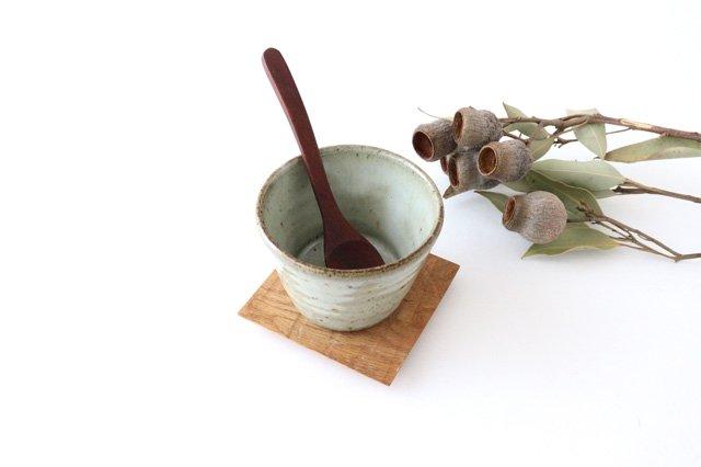林檎灰釉 そばちょこ 陶器 寺村光輔 画像4