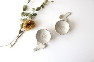 花小皿 陶器 キエリ舎商品画像