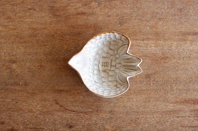 豆皿 鳥 陶器 キエリ舎
