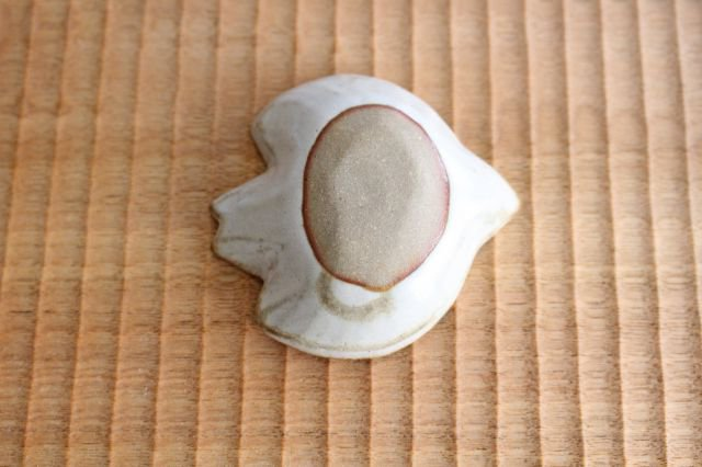 豆皿 鳥 陶器 キエリ舎 画像6