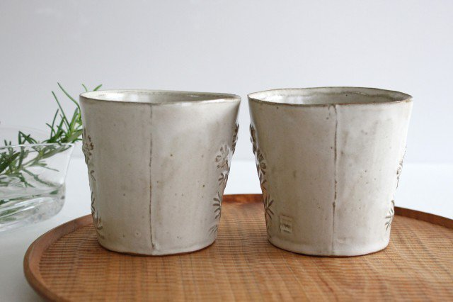 コスモスカップ 陶器 キエリ舎 画像6
