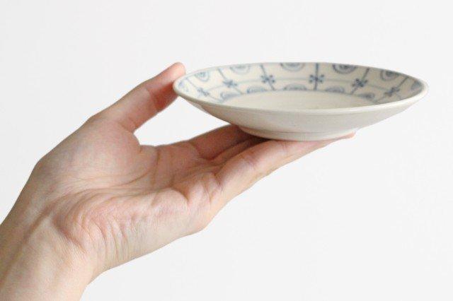 まんじゅう小皿 木の実 陶器 村田亜希 益子焼 画像5