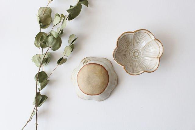 豆皿 アネモネ 陶器 キエリ舎 画像6