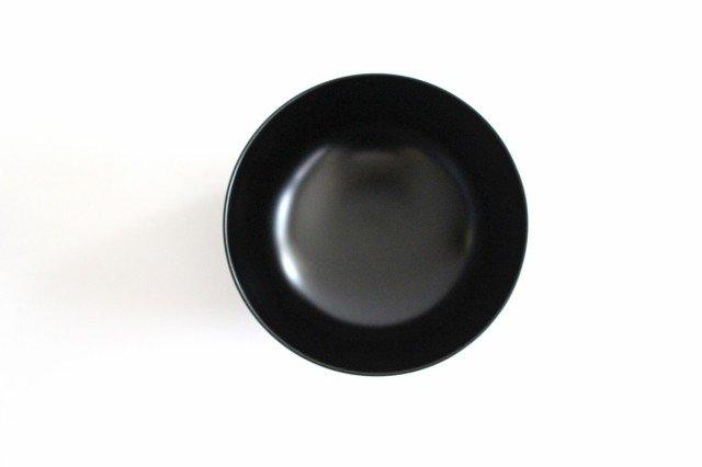 越前塗りの汁椀(食器洗浄機対応) 黒 松屋漆器店 画像3