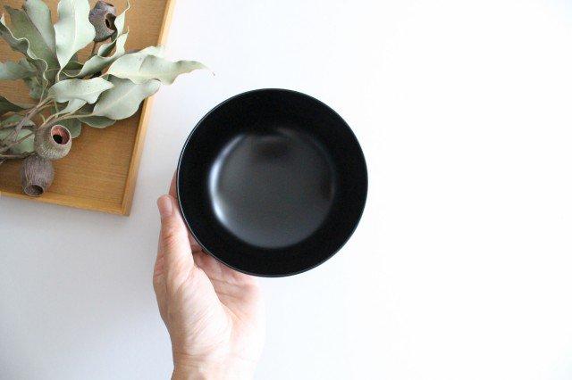 越前塗りの汁椀【食器洗浄機対応】 黒 松屋漆器店 画像5