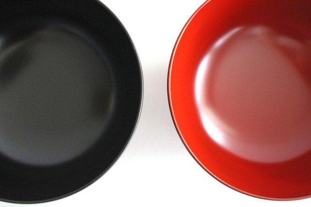 越前塗りの汁椀(食器洗浄機対応)夫婦セット 松屋漆器店 画像4