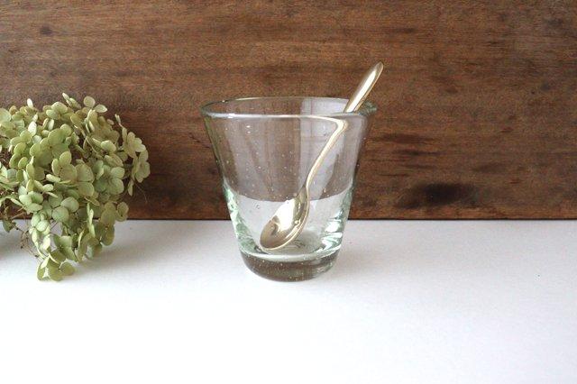 ブラス(真鍮)のティースプーン 画像6