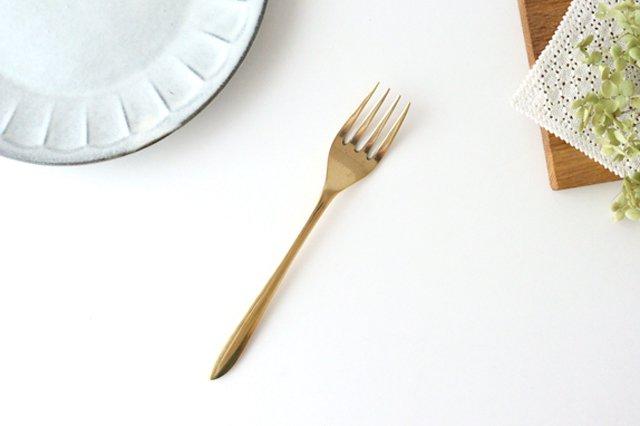 ブラス(真鍮)のディナーフォーク