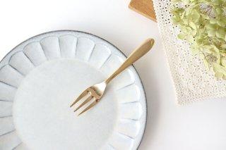 ブラス(真鍮)のデザートフォーク商品画像