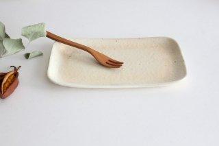 鉄散 板皿 陶器 古谷製陶所商品画像