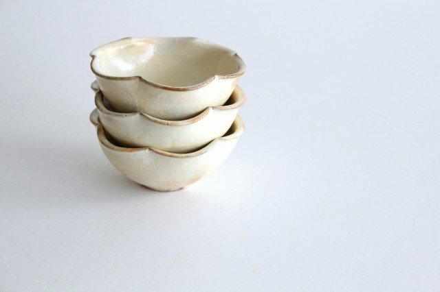 鉄散 輪花豆鉢 陶器 古谷製陶所 画像3