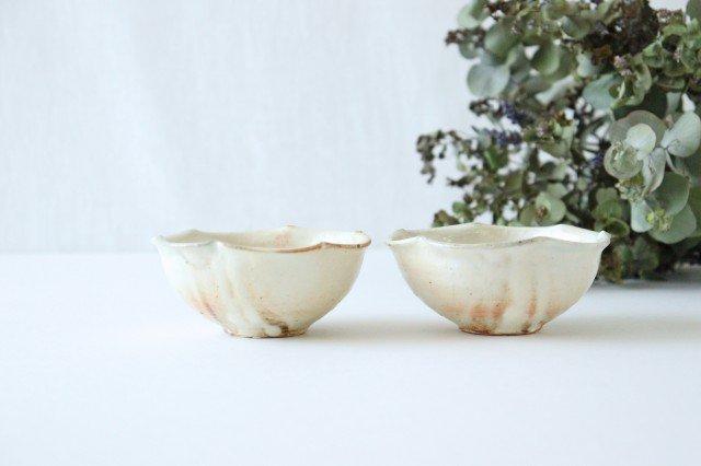 鉄散 輪花豆鉢 陶器 古谷製陶所 画像5