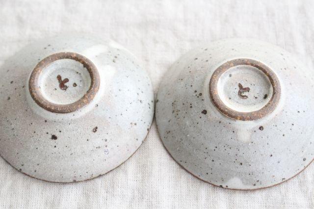 美濃焼 砂唐津三島 小皿 陶器 画像6