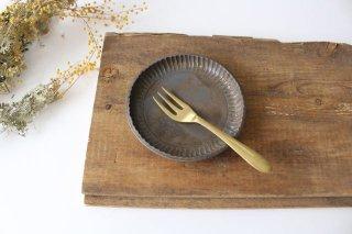 丸小皿 GB 半磁器 アトリエキウト 小出麻紀子商品画像