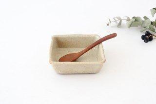 粉引 角鉢 陶器 庄司理恵商品画像