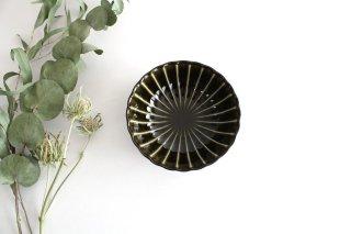 美濃焼 ぎやまん4寸鉢 利休(緑) 磁器商品画像