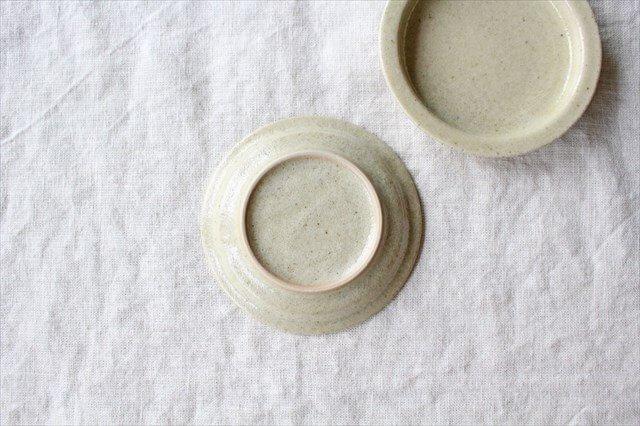 まめ皿 黄瀬戸釉OF 半磁器 こいずみみゆき 画像5