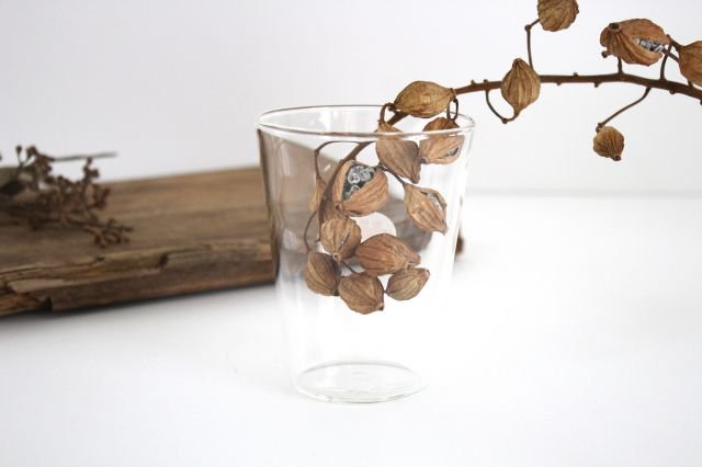 THE GLASS TALL 350ml 耐熱ガラス 中川政七商店 画像4