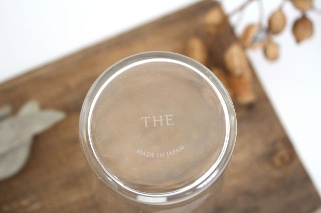 THE GLASS 【GRANDE】470ml 耐熱グラス 中川政七商店 画像2