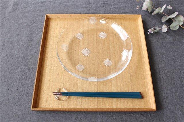 KIRIKOプレート 花 ガラス 山口未来 画像2
