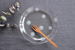 KIRIKOプレート 花 ガラス 山口未来商品画像
