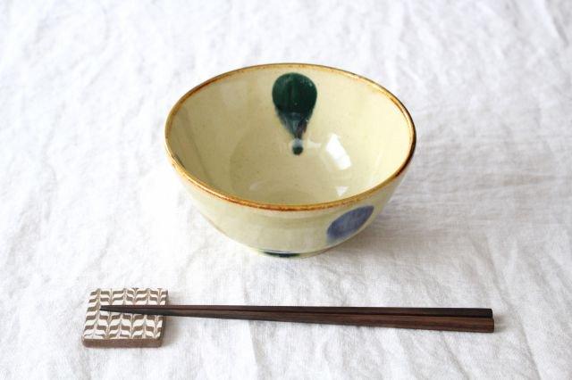 美濃焼 丼 三彩 陶器 画像4