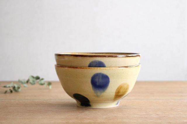 美濃焼 丼 三彩 陶器 画像6