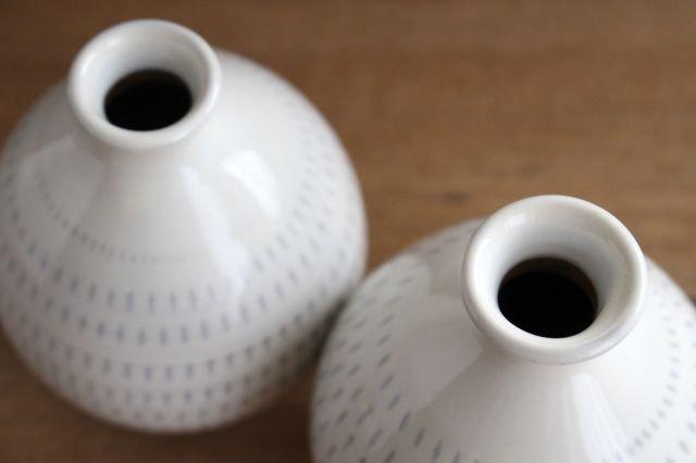 花器 トビカンナ 【B】 陶器 福嶋製陶 小石原焼 画像2