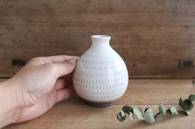 花器 トビカンナ 【B】 陶器 福嶋製陶 小石原焼 画像3