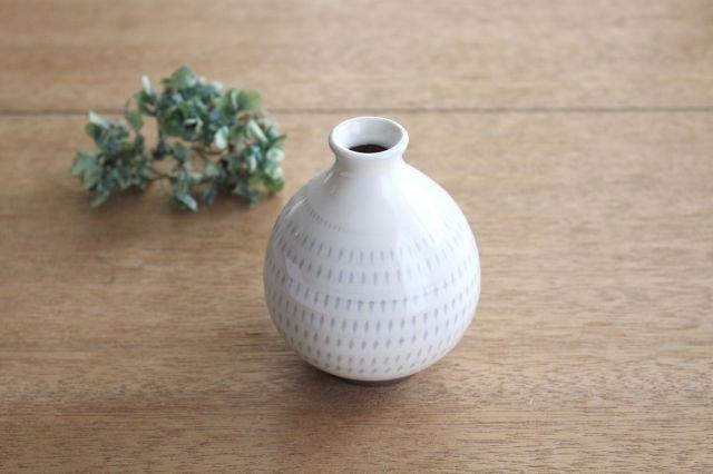 花器 トビカンナ 【B】 陶器 福嶋製陶 小石原焼 画像6