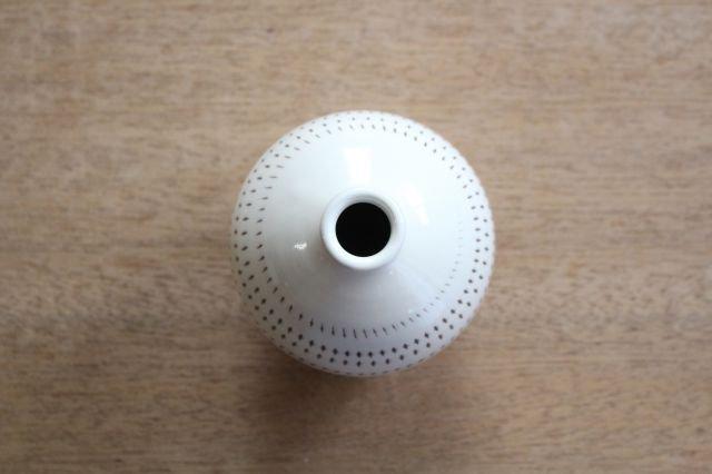 花器 トビカンナ 【C】 陶器 福嶋製陶 小石原焼 画像3