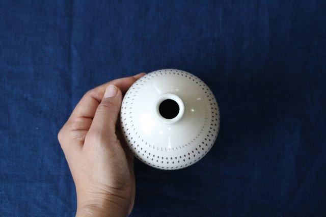 花器 トビカンナ 【C】 陶器 福嶋製陶 小石原焼 画像6