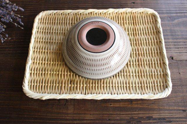 小石原焼 トビカンナサラダボウル 陶器 ヤマイチ窯 画像6