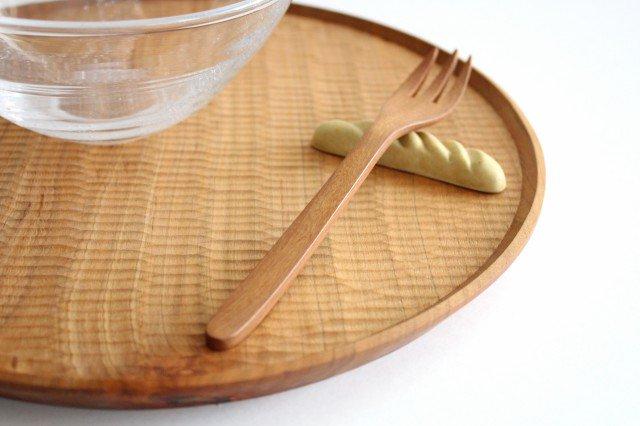 パンのカトラリーレスト バゲット 陶器 村田亜希 画像5