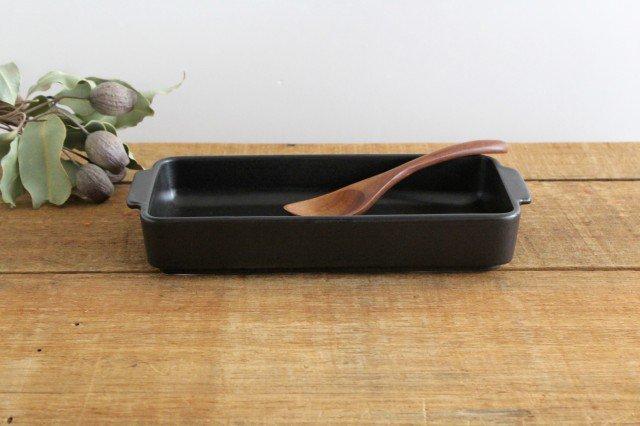 スタックグラタン 黒 耐熱陶器 萬古焼 画像2