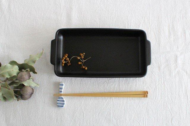 スタックグラタン 黒 耐熱陶器 萬古焼 画像4