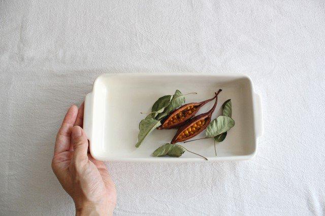 スタックグラタン 白 耐熱陶器 萬古焼  画像3