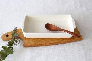 《耐熱陶器》萬古焼 スタックグラタン 白 商品画像