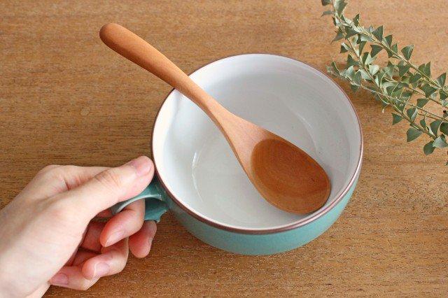 白山陶器 S型スープボウル グリーンマット 磁器 波佐見焼 画像3